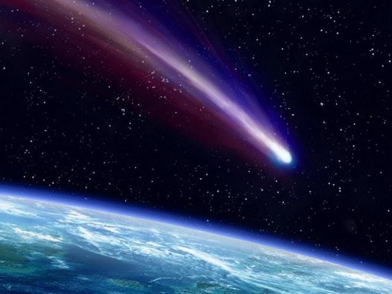 Интересные факты о кометах.