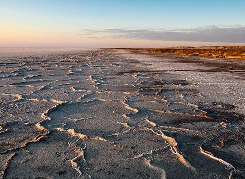 Почему исчезает Аральское море.