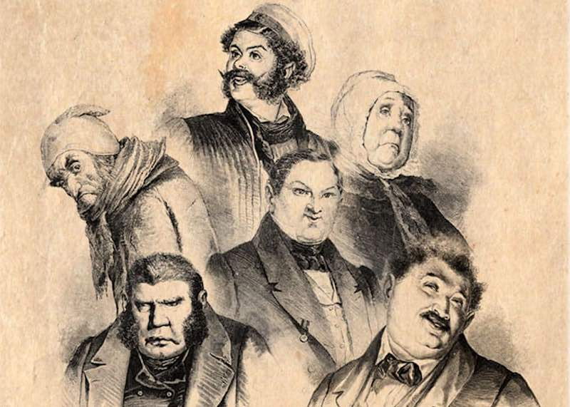 """Интересные факты о поэме Гоголя """"Мертвые души""""."""