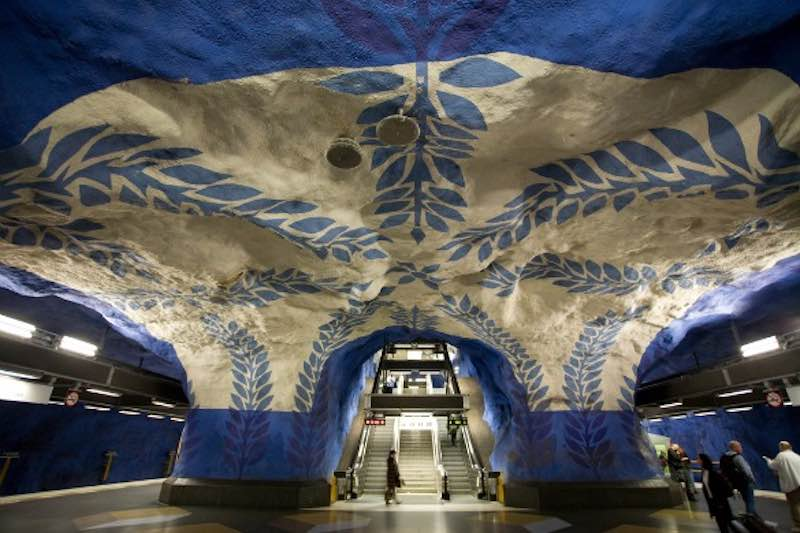 Интересные факты о моcковском метро.