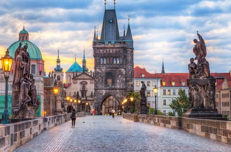 Интересные факты о Праге.