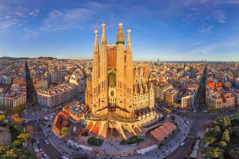 Интересные факты о Барселоне.