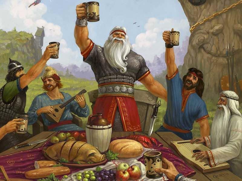 Какой мед пили наши предки.