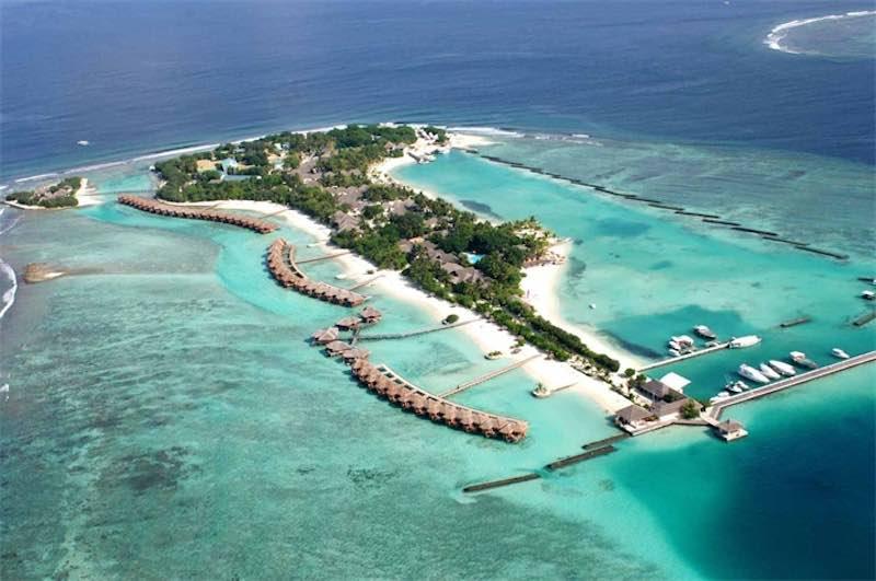 Интересные факты о Мальдивских островах.