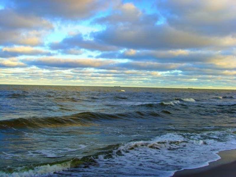 Интересные факты о Балтийском море.