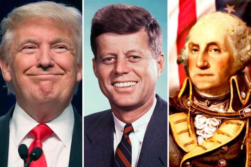 Американские президенты - рекордсмены.