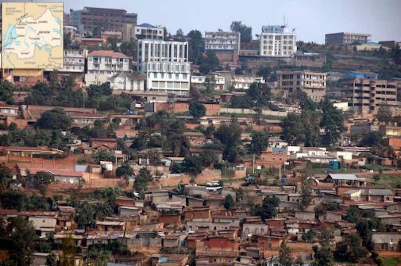 Интересные факты о государстве Руанда.