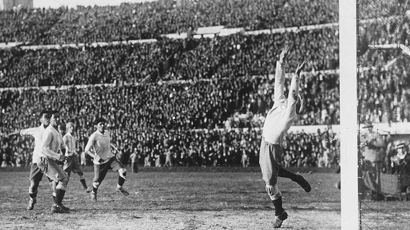 Интересные факты о первом чемпионате мира по футболу.