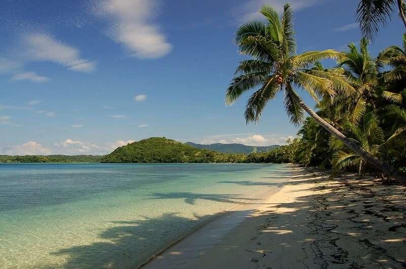 Интересные факты Фиджи.