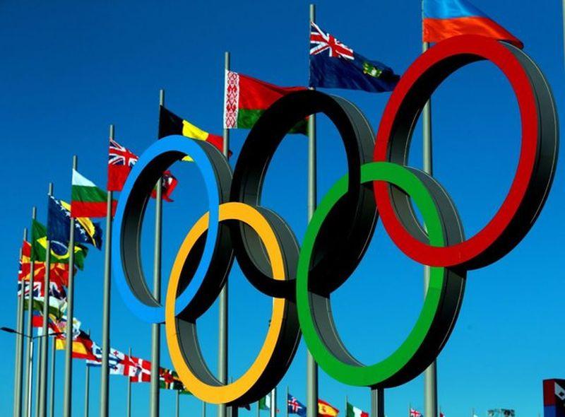 Интересные факты про олимпийские игры.