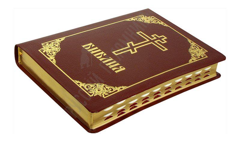 Интересные факты о библии.
