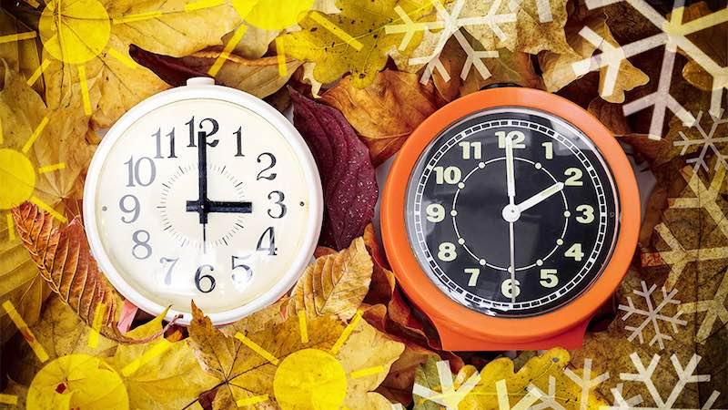 Почему часы переводят на летнее время