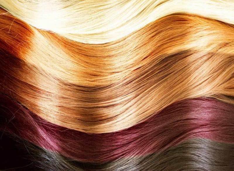 Загадка про цвет волос