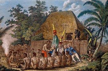 Почему аборигены съели Кука