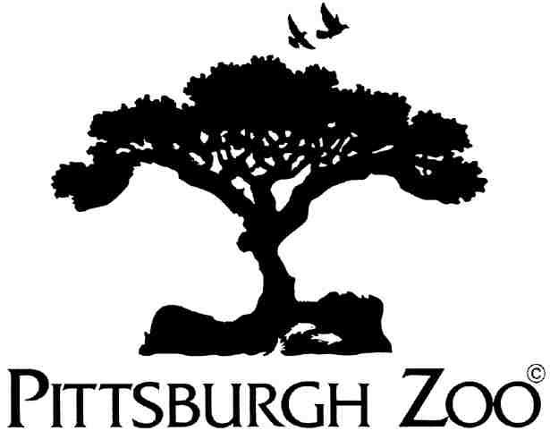 Скрытые картинки в логотипе зоопарка