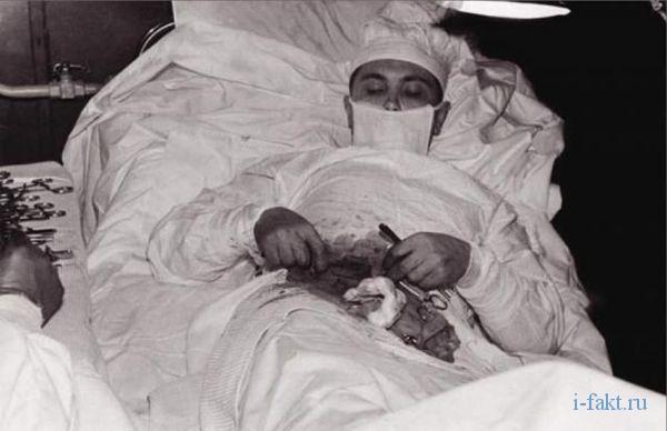 Сам себе хирург 1