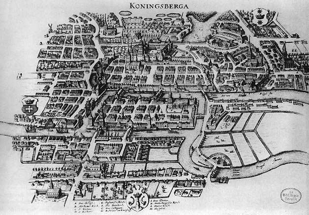 Задача о семи кенингсбергских мостах … Или все-таки о восьми? 1