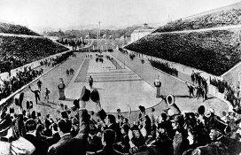 История...Олимпийские игры...значение... 3