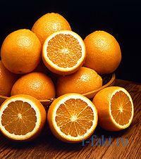 """Откуда произошло слово """"апельсин"""""""