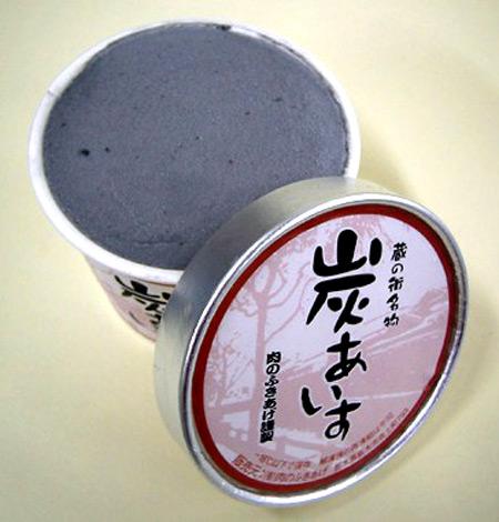 Самые необычные сорта мороженого 11