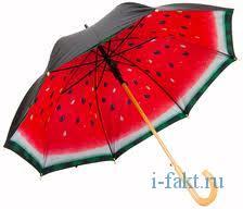 Интересные факты о зонтике