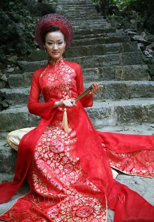 Свадебные платья разных народов и культур 3