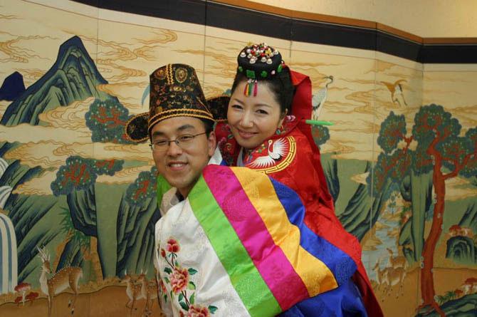 Свадебные платья разных народов и культур 4