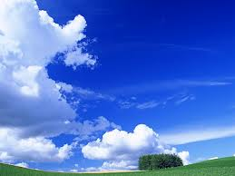 Почему небо голубое 1