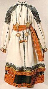 Свадебные платья разных народов и культур 12
