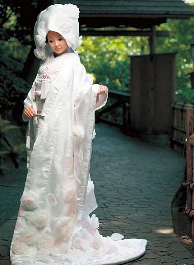 Свадебные платья разных народов и культур 5