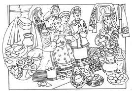 Праздник бабьих каш - день рожениц и повитух 2