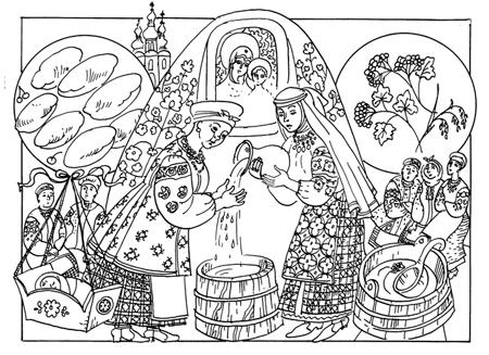 Праздник бабьих каш - день рожениц и повитух 4