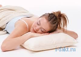 Вредна или полезна любимая поза для сна?