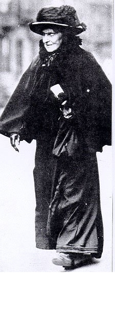 Гетти Грин - ведьма с Уолл-стрит 2