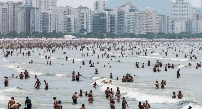 Самые опасные пляжи мира 11