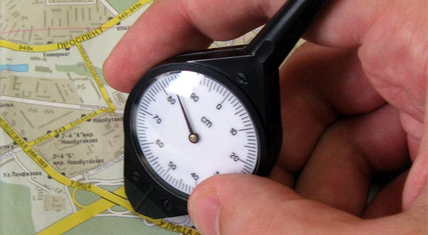 Что измеряет курвиметр