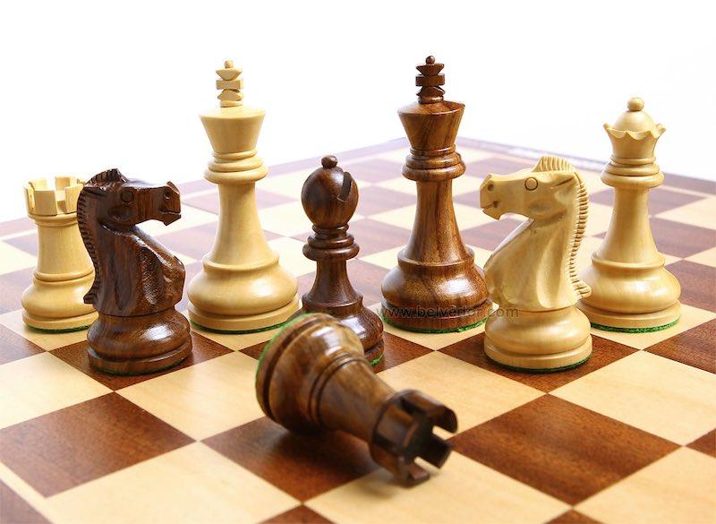 Интересные факты про шахматы.