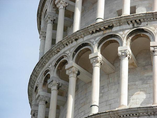 Интересные факты о Пизанской башне 7