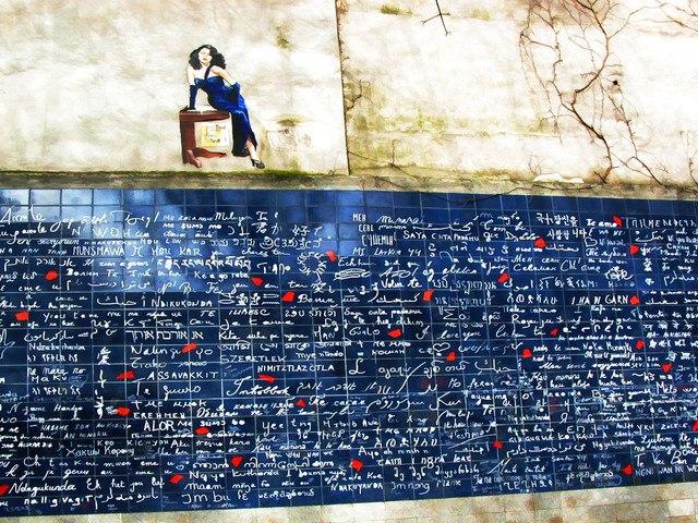 Интересные факты про стену любви