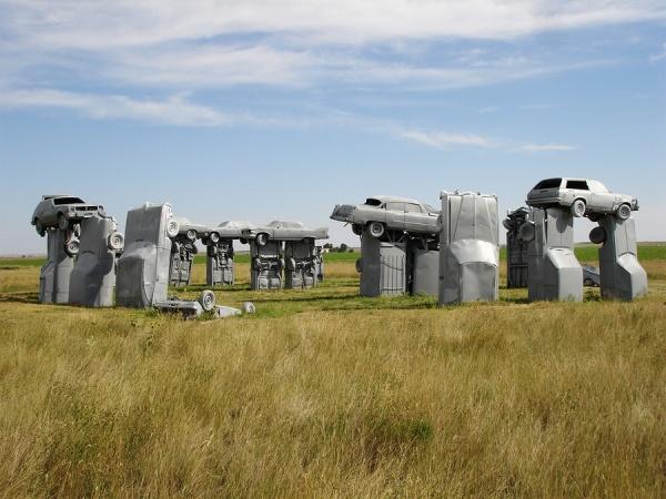 Самые абсурдные скульптуры в мире 9