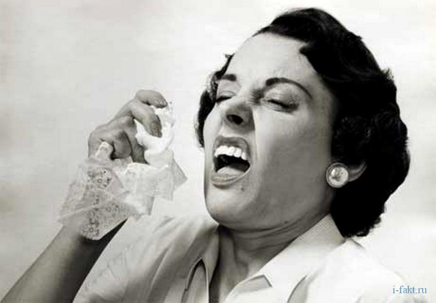 Что говорят человеку, который чихнул?