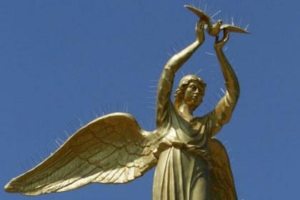 Ангел с шипами