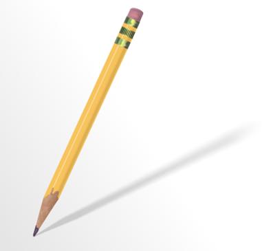 Почему карандаши желтые?