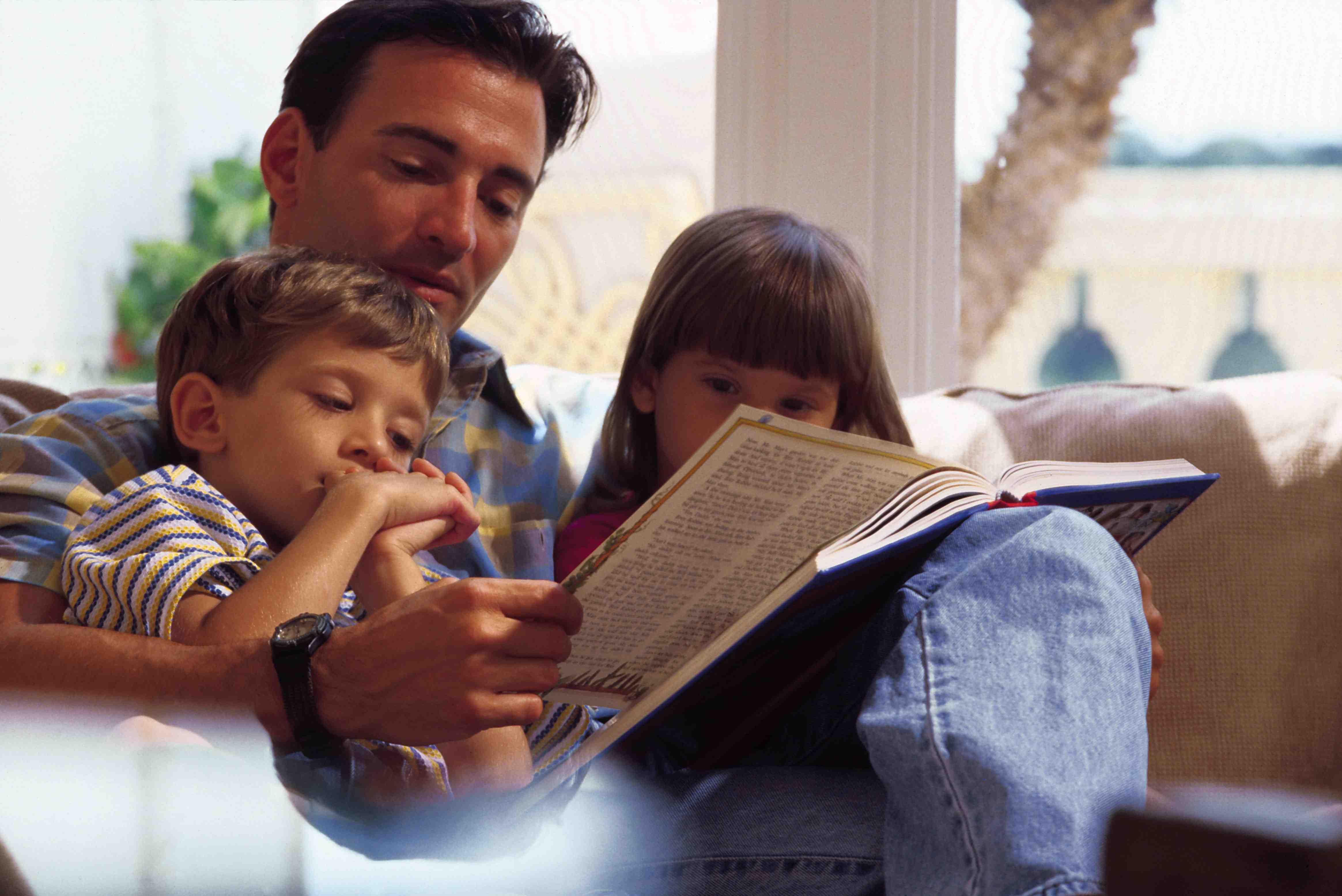День отцов: история и традиции
