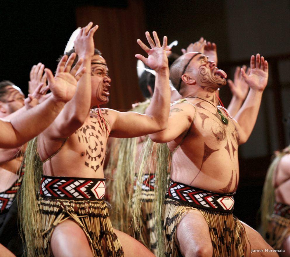 Кто такие маори? 3