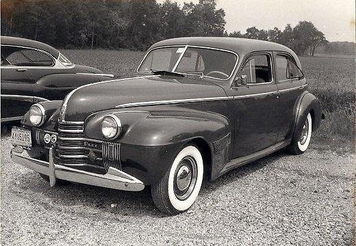 История развития автомобиля 4