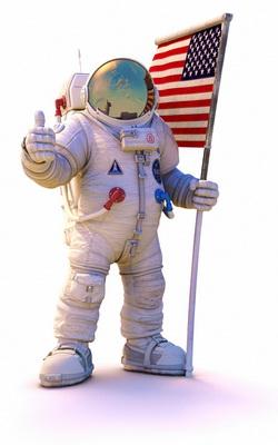 Шутка космонавта