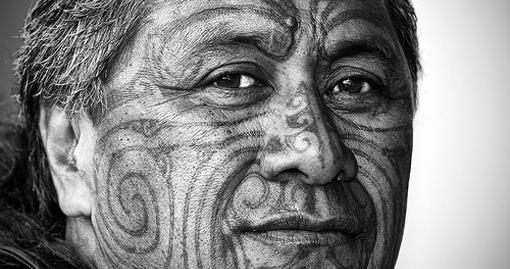 Кто такие маори? 5