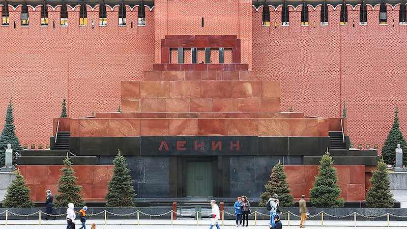 Интересные факты про мавзолей Ленина