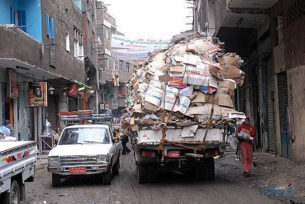 Интересные факты про город мусорщиков 1